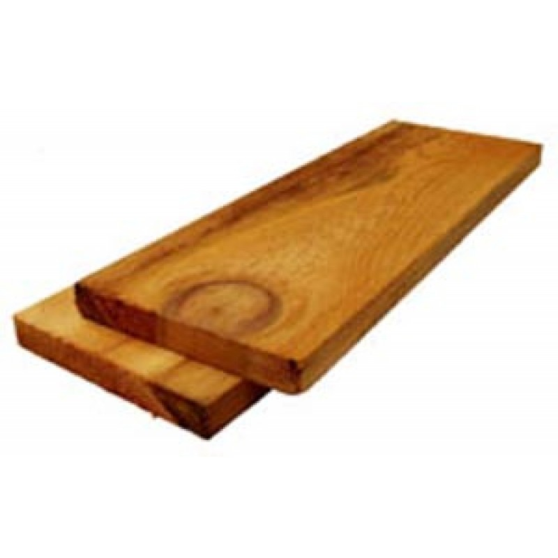 9900280 Cedar Grilling Planks Impart A Delicious Wood-Smoke Flavor To Foods Grilled On Them. Great For Salmon! 15.25in X 5.5in X 0.75in. Western Red Cedar. Two Planks Per Pack.