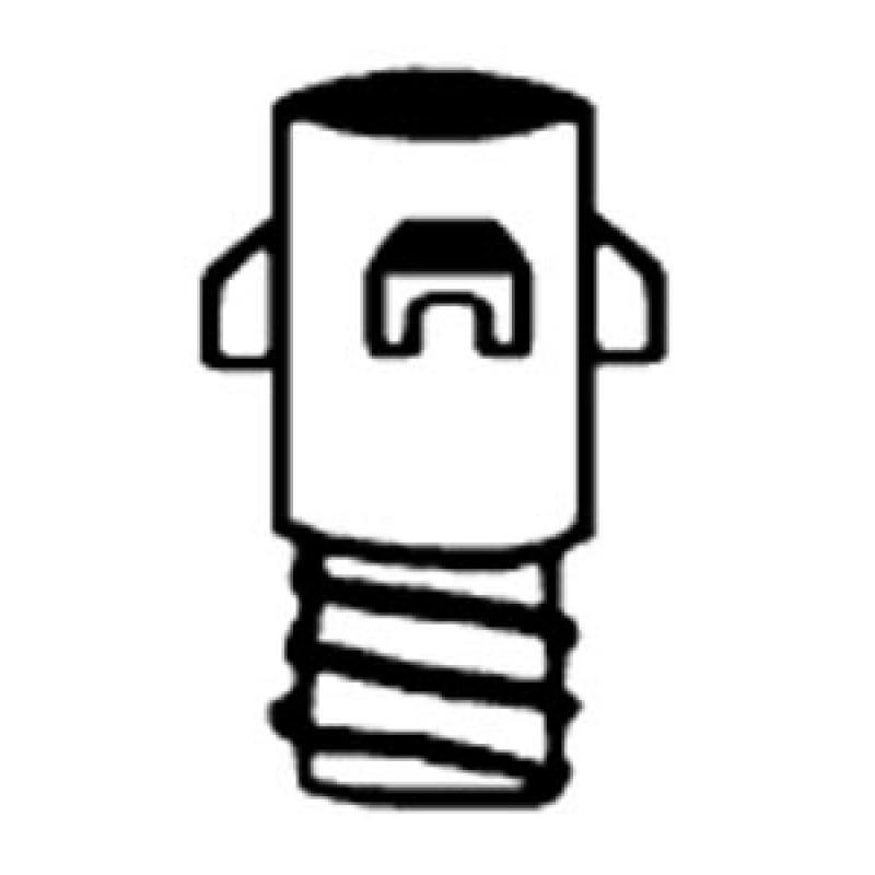 9901101 Gaslight Burner Tip, Ceramic