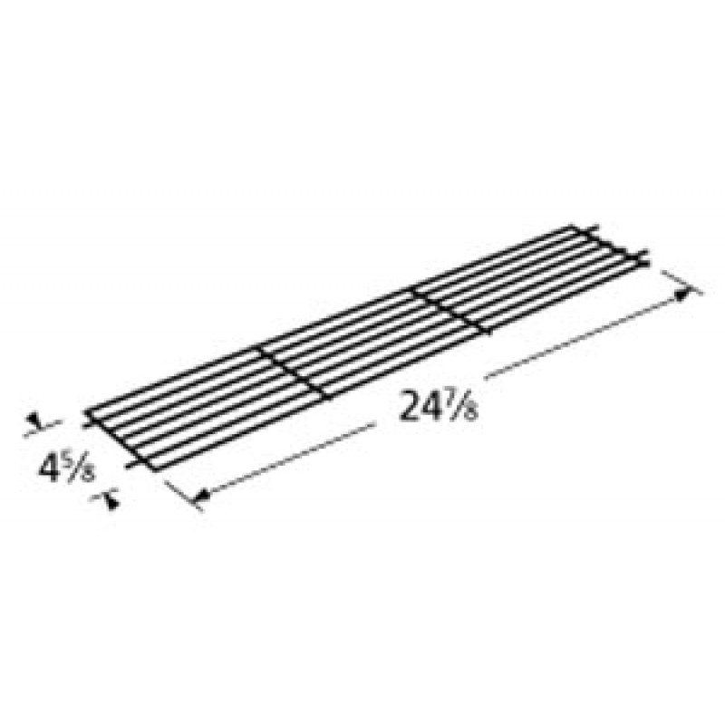 "303631 Weber Chrome Steel Warming Rack 24.875"" x 4.625"""
