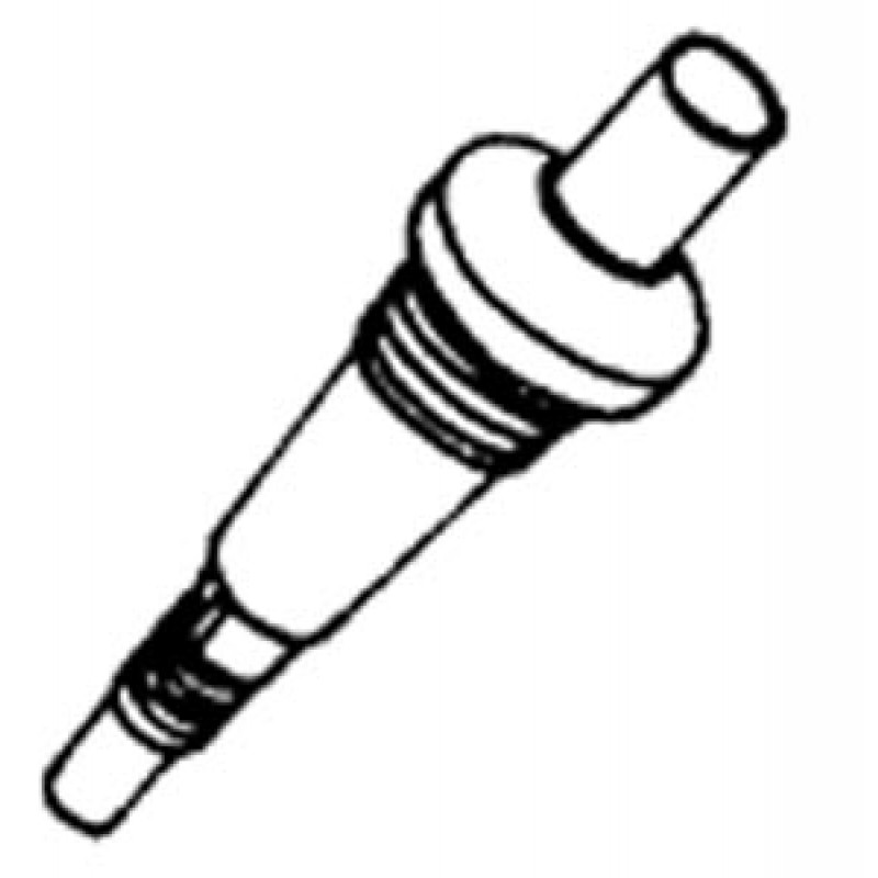 4153713 Charbroil Push-Button, Self-Grounding Piezo Plunger With Mounting Nut