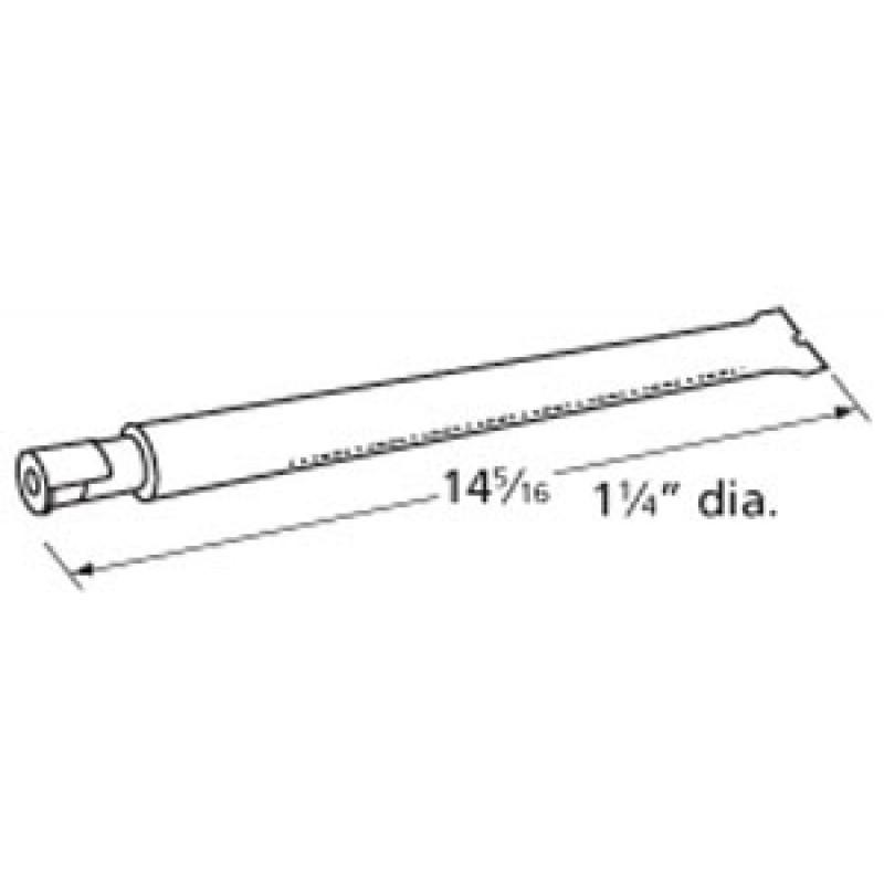 "9911041 Stainless Steel Burner 14.3125"" x 1.25"""