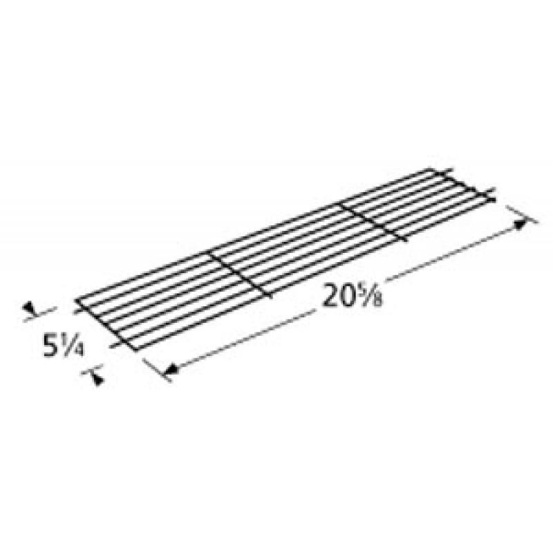 "9914105 Chrome Steel Warming Rack 20.625"" x 5.25"""