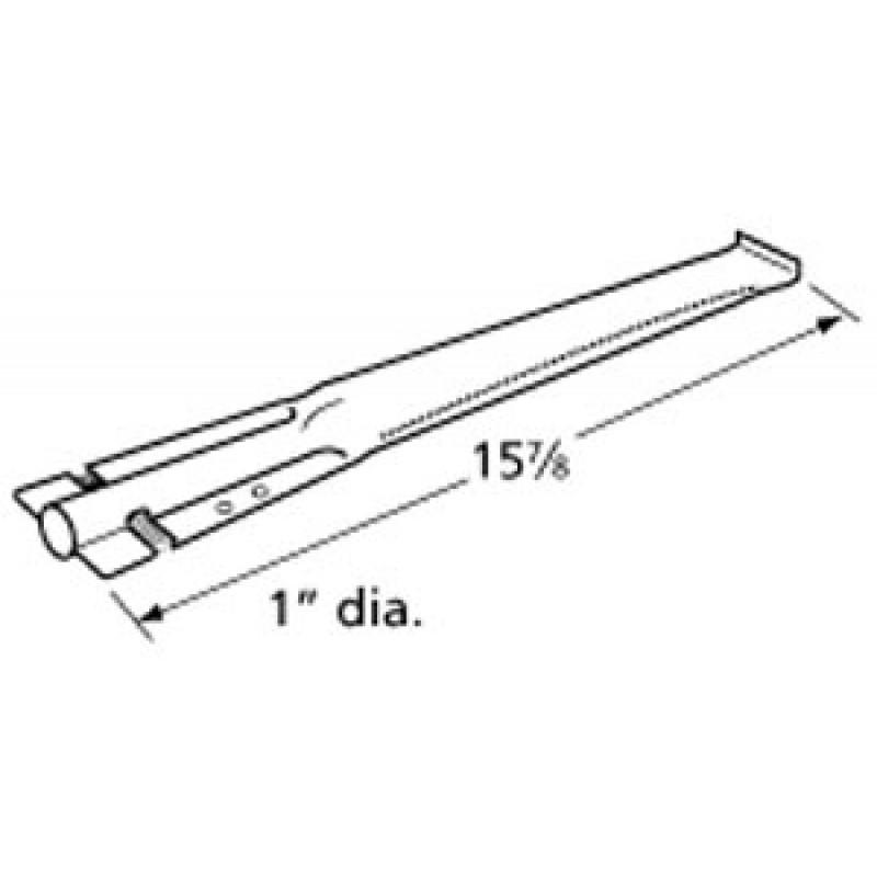 "9915591 Stainless Steel Burner 15.875"" x 1"""