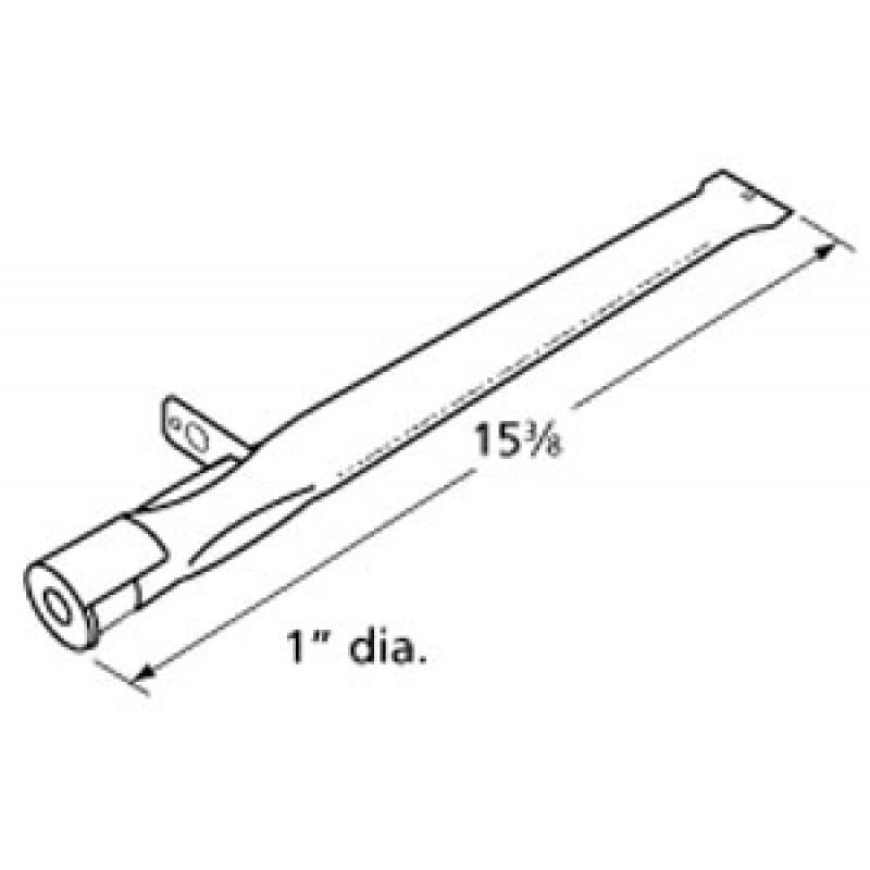 "9916231 Stainless Steel Burner 15.375"" x 1"""