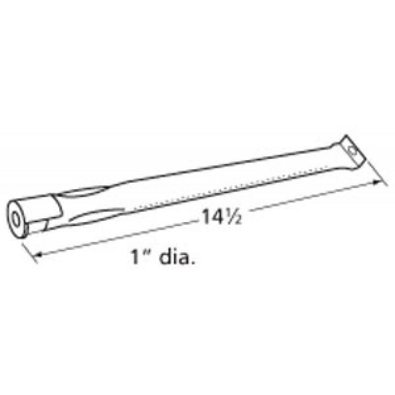 "9919411 Stainless Steel Burner 14.5"" x 1"""