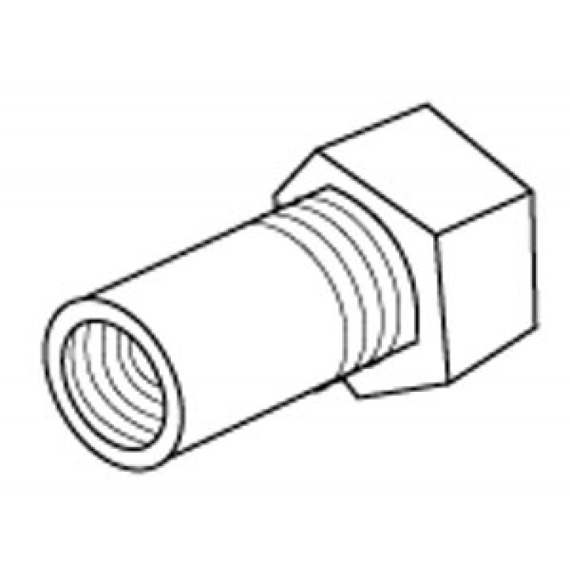 9930068 0.125 Fpt X 0.125 Female Compression Fitting