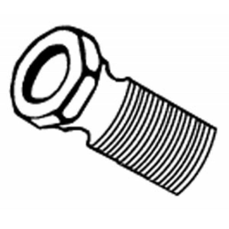 9931500 Orifice #72 Drill Blank 7Mm