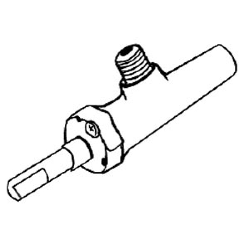 9936000 Valve With Compression Fitting