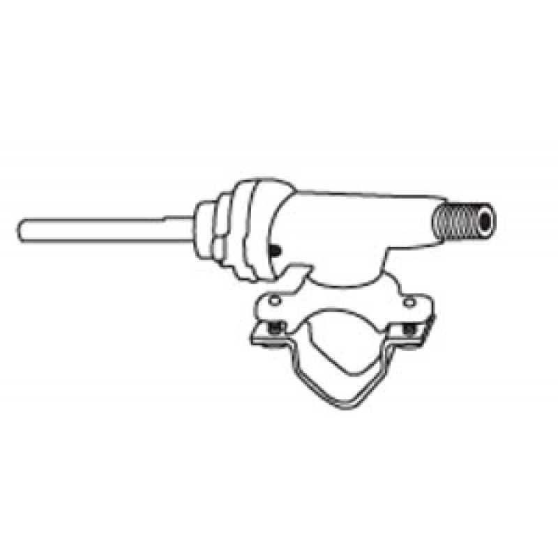 Y0060035 Charbroil Valve, Clamp-On