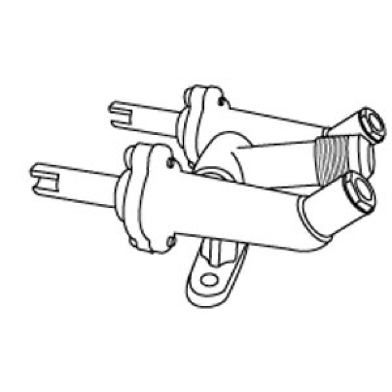 9939020 Twin Valve Assembly For Kalamazoo And Phoenix