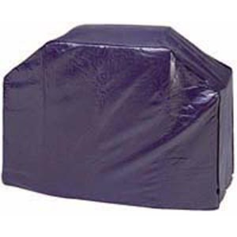 9950052 Economy Grill Covers. 51in X 18in X 35in. 8 Gauge Vinyl With Felt Backing And Velcro Closures.
