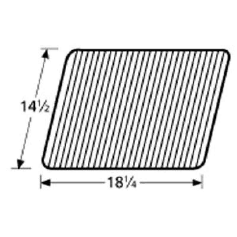"""9951601 Porcelain Steel Wire Cooking Grid 14.5"""" x 18.25"""""""