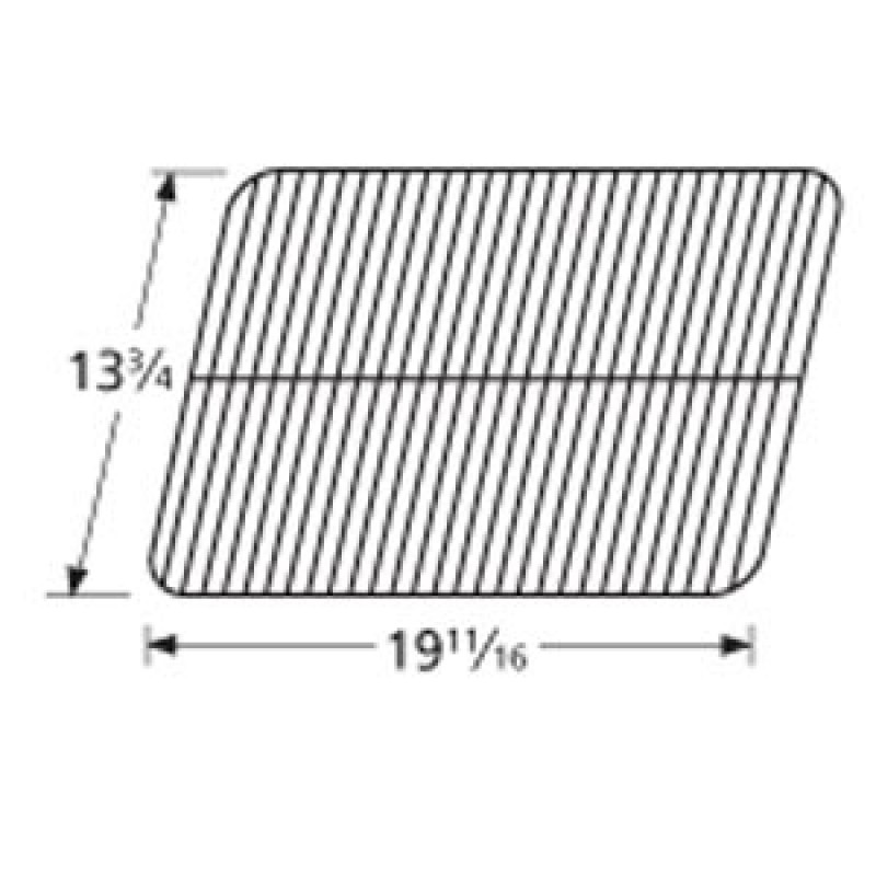 """9952081 Porcelain Steel Wire Cooking Grid 13.75"""" x 19.6875"""""""