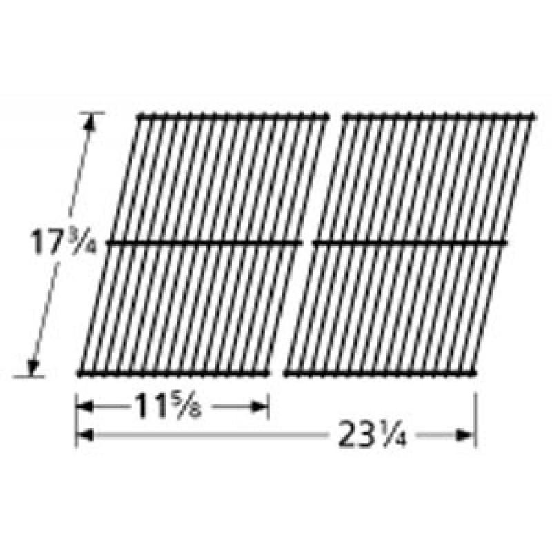 "2817 0107 Sunbeam Porcelain Steel Wire Cooking Grid 17.75"" x 23.25"""