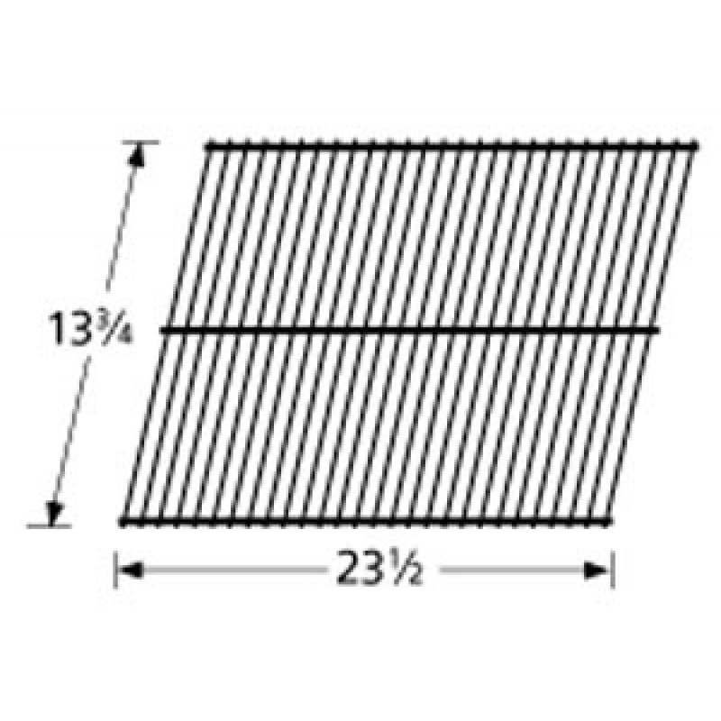 "9953101 Porcelain Steel Wire Cooking Grid 13.75"" x 23.5"""
