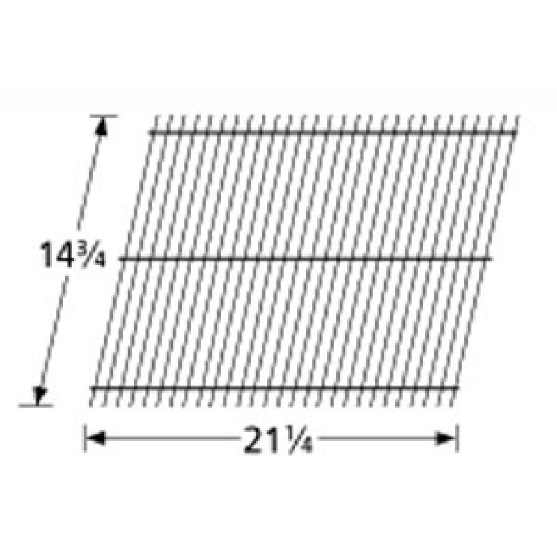 "9953301 Porcelain Steel Wire Cooking Grid 14.75"" x 21.25"""