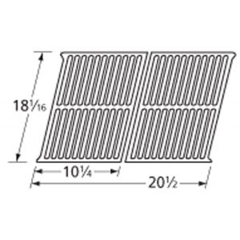 "99535S2 Stainless Steel Cooking Grid 18.0625"" x 20.5"""
