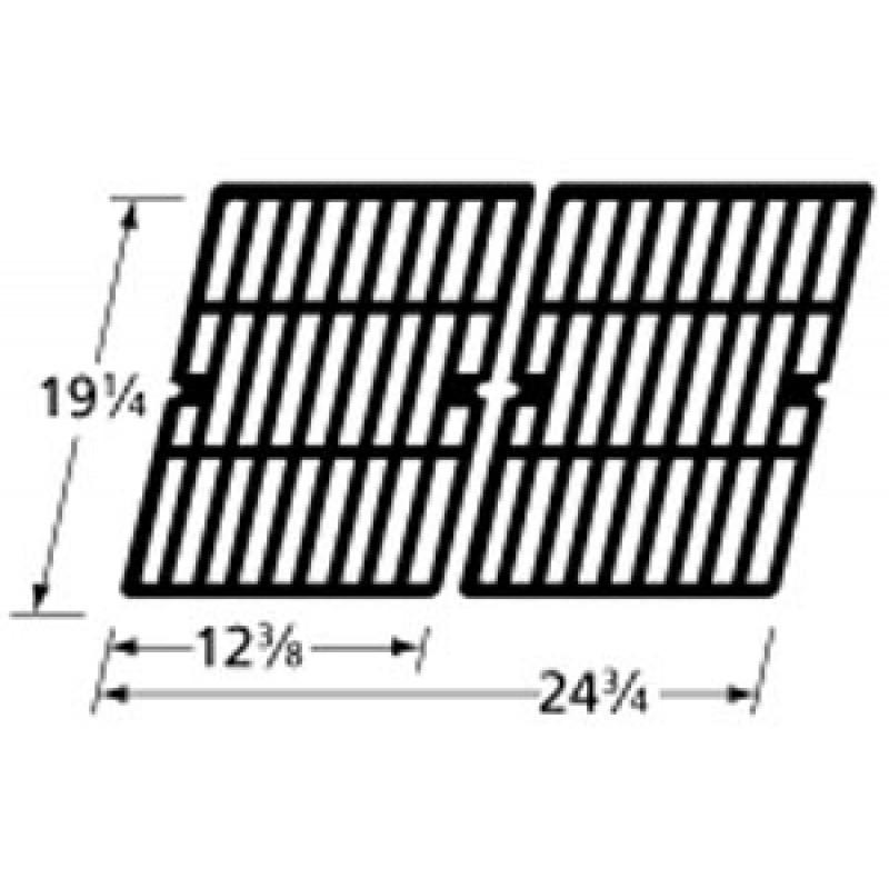 "81631 Weber Cast Iron Cooking Grid 19.25"" x 24.75"""