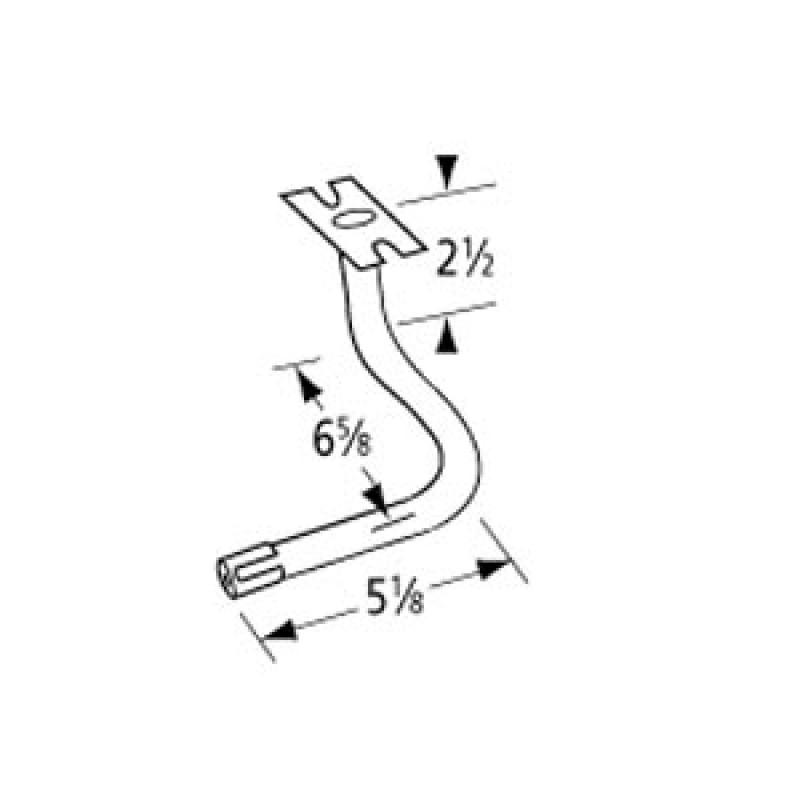 "9970501 Special Single Venturi 6.625"" x 2.5"""