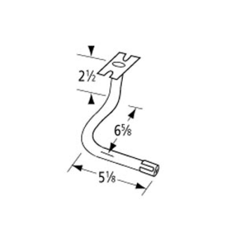 "9970601 Special Single Venturi 6.625"" x 2.5"""