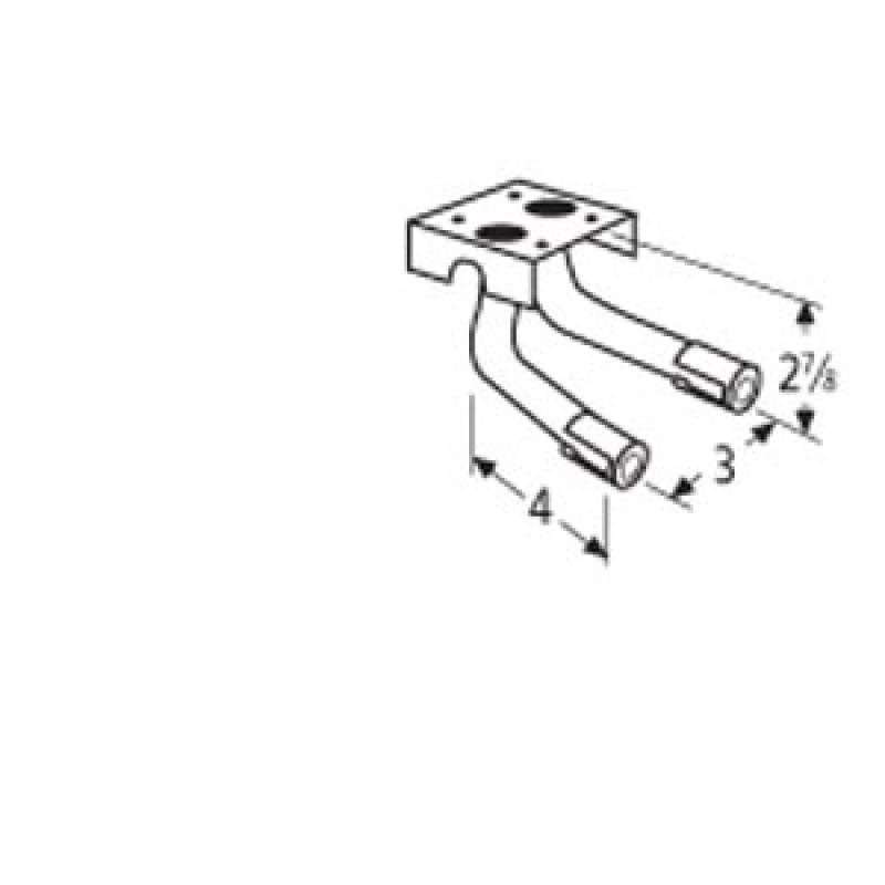 """99725LR Special Venturi Pair 4"""" x 2.875"""""""