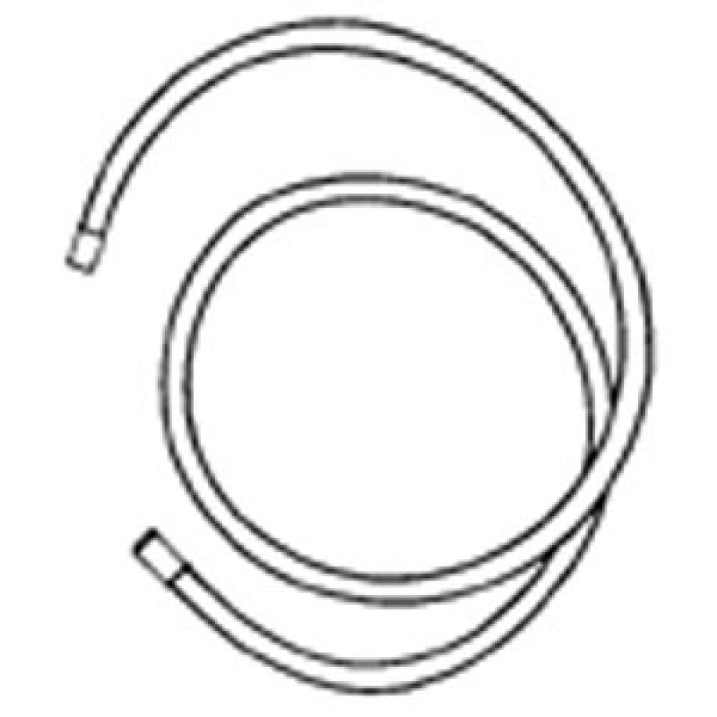 9981442 Natural Gas Hose. May Be Used With Quick Connect Fitting #81441.