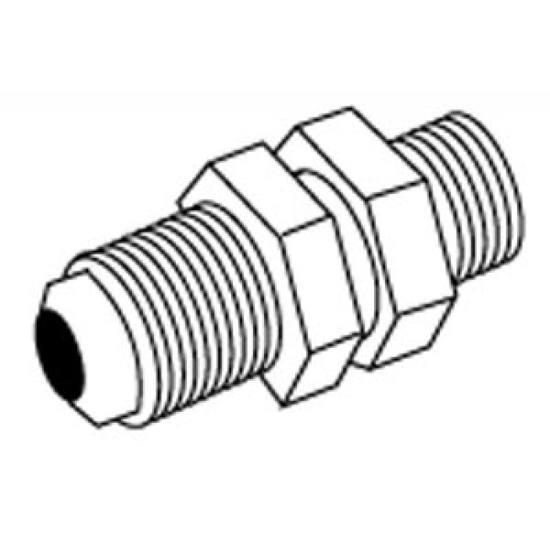 9981809 Brass Fitting For Converting Side Burners From Natural Gas To Lp