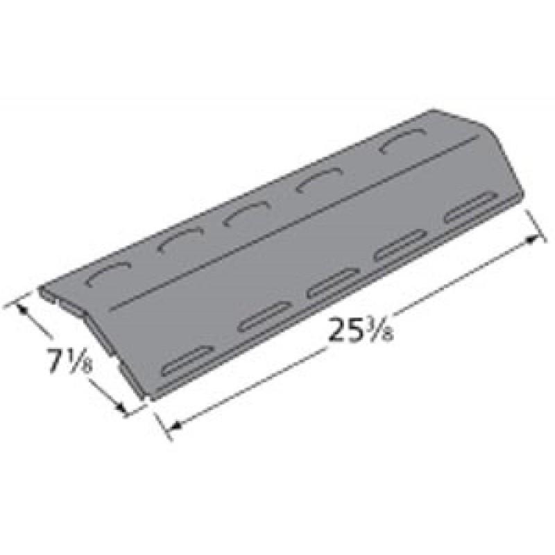 """9996121 Porcelain Steel Heat Plate 25.375"""" x 7.125"""""""