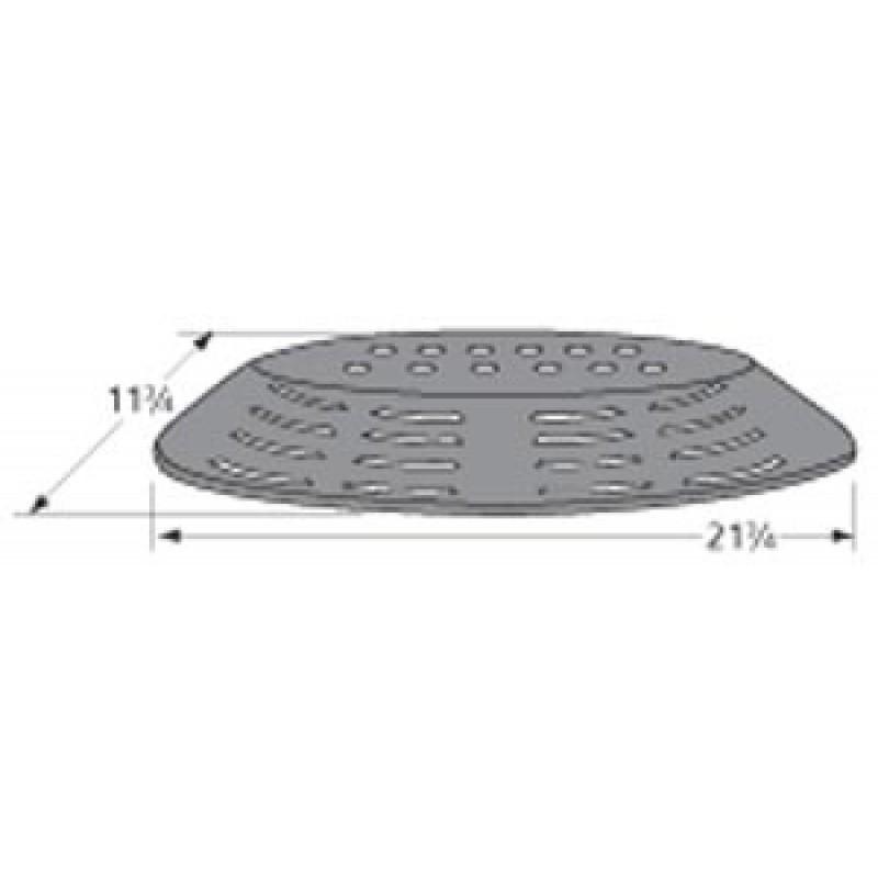 """9997331 Porcelain Steel Heat Plate 21.75"""" x 11.75"""""""