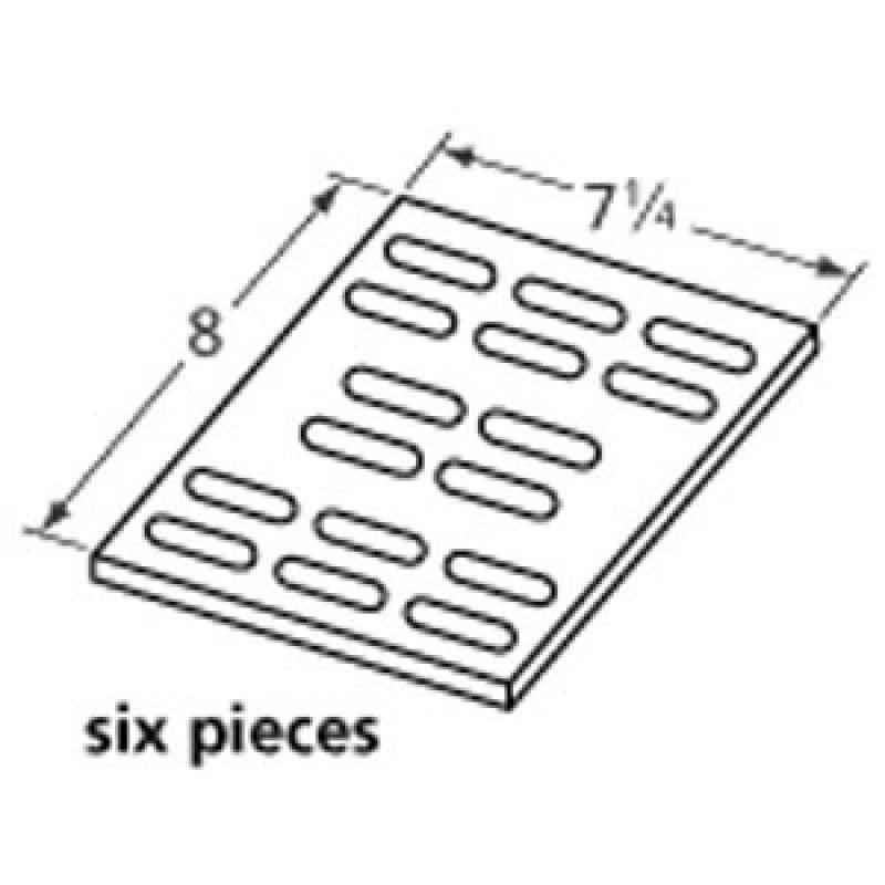 """9997501 Ceramic Radients 8"""" x 7.25"""""""