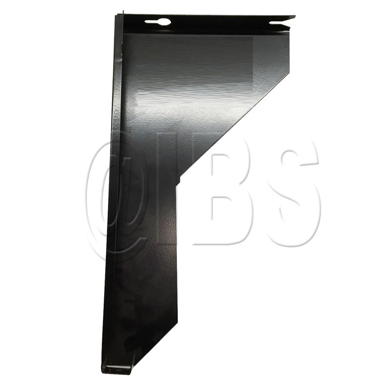 50001418 Support Shelf L Black-H/Vc Vermont Castings