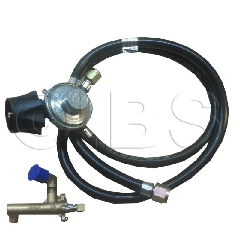 """50003567 Hose Reg S/B Valve Assy Lp* Hose Length Is 27"""" Each Side  - NO EXACT replacement part available but customers may try MCM-80034 which is 24"""" hoses in each side, original is 27"""" the MCM-80034 will work in most applications but not confirmed for al"""